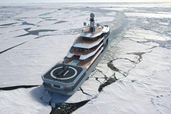 SeaXplorer 90m-Ice Breaking