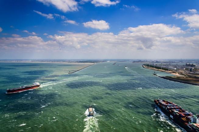 Haven Rotterdam toegang SWART