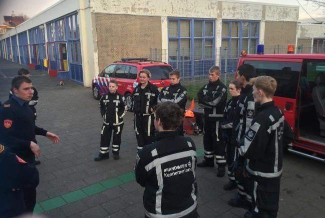 (foto's Maritiem College IJmuiden)